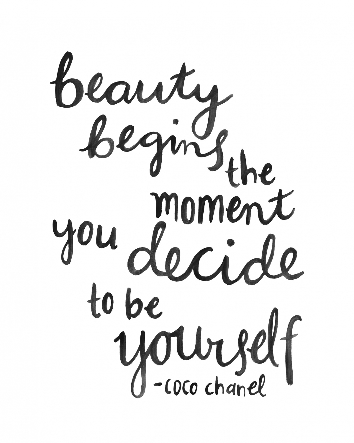 quotes about beauty - ratethequote