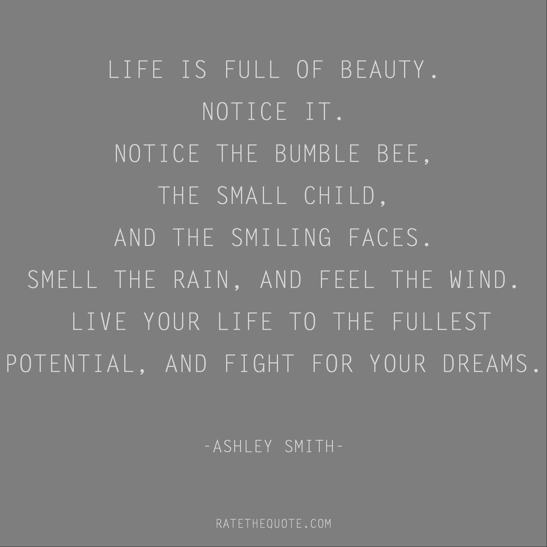 Quotes About Beauty Ratethequote